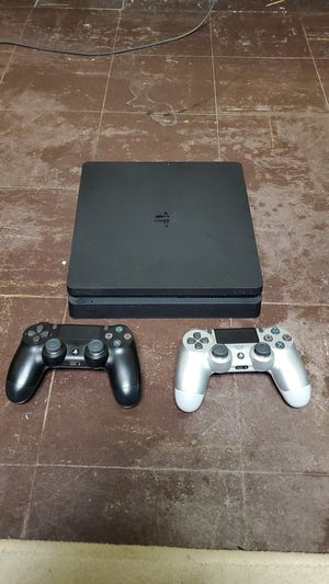 Playstation 4 (Controllers Included) for Sale in East Lansing, MI