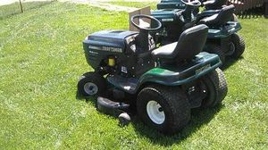 Craftsmen 16 HP Garden Tractor for Sale in Denver, CO