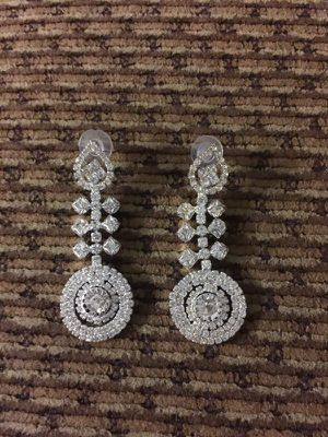 Diamond earrings for Sale in Arlington, VA