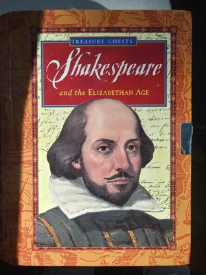 Shakespeare Treasure Chest (Inking Kit, 3D models, Book) for Sale in Santa Ana, CA