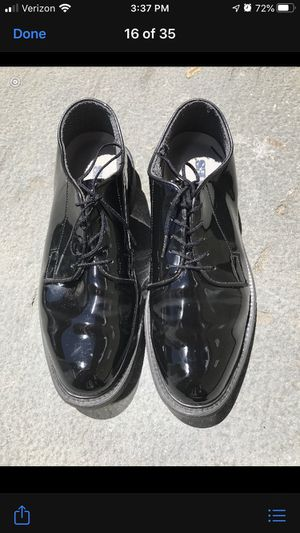 High gloss dress shoes. for Sale in Fontana, CA