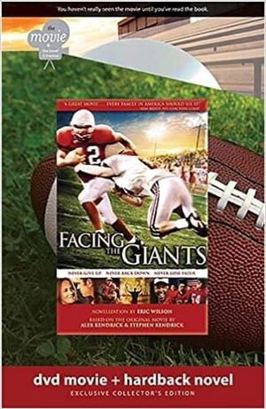 Facing The Giants Theatrical DVD and Novel for Sale in Howell Township, NJ