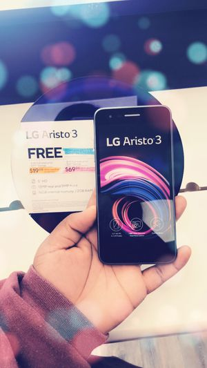 LG Aristo 3 FREE when you switch to metro by T-Mobile for Sale in Lincoln, NE
