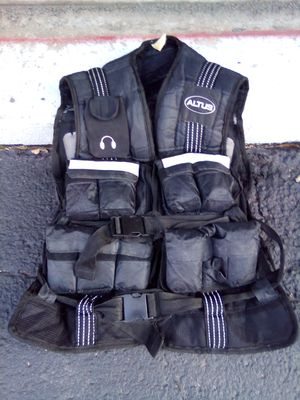 Weighted vest for Sale in Tulsa, OK