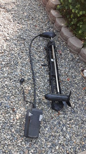 Motorguide FW-FP 71 lbs thrust trolling motor for Sale in Fresno, CA