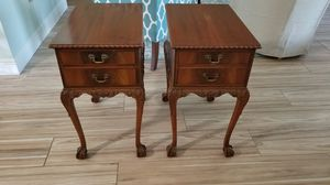 Antique Chippendale Side Tables for Sale in Safety Harbor, FL