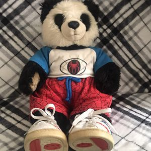 Build-A-Bear panda teddy bear 🐼 for Sale in San Jose, CA