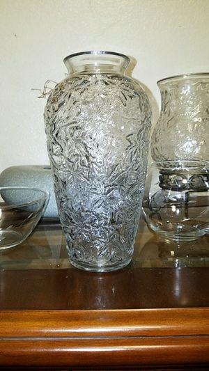 Princess House flower vase for Sale in Pomona, CA
