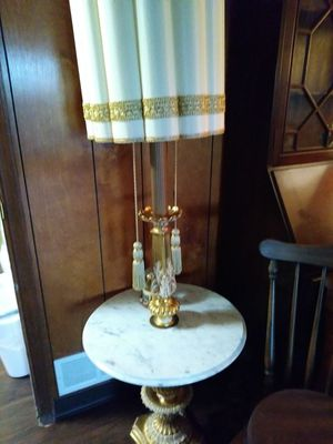 Antique floor lamp for Sale in Philadelphia, PA
