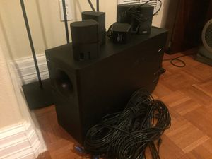 Bose system for Sale in Austin, TX