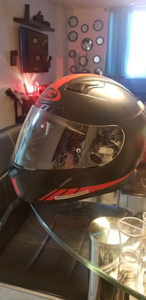 Motorcycle helmet and vest for Sale in North Miami Beach, FL