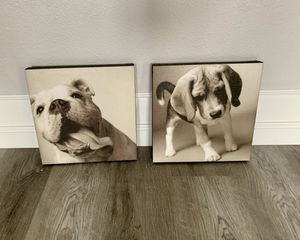 Canvas Pictures of Dogs for Sale in Menifee, CA