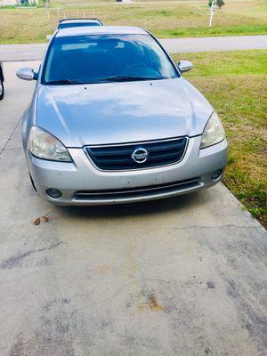Nissan Altima 2002 for Sale in Cape Coral, FL