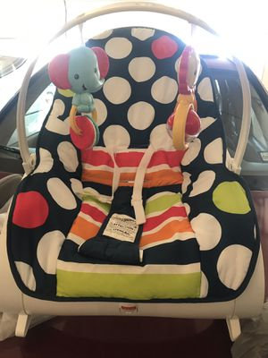 Car seat bouncer stroller some toy. for Sale in Wylie, TX