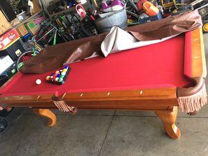 Slate pool table for Sale in Fontana, CA