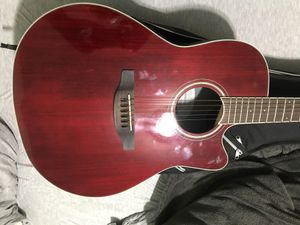Ovation Acoustic Electric Guitar for Sale in Hoboken, NJ