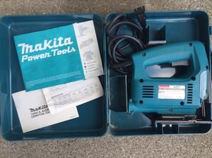 Makita Jig Saw- Excellent Condition for Sale in Hudson, MA