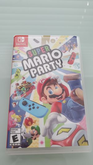 Mario Party for Sale in Riverview, FL