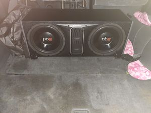 Pb 12 inch subwoofer for Sale in Columbus, OH