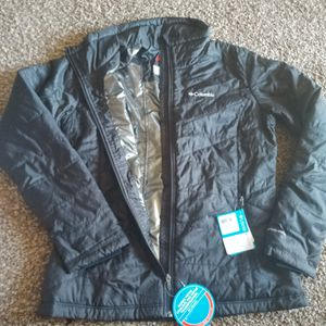 $110.00 COLUMBIA WOMENS WARMING JACKET for Sale in Greenbelt, MD