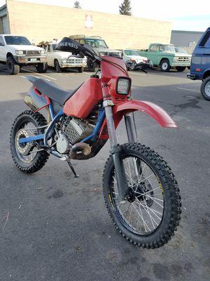 Atk 406 dirt bike street legal 2 stroke for Sale in Bend, OR