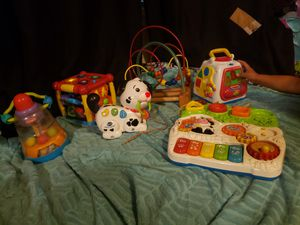 Baby kids toddler toy lot!! All working(: for Sale in Tacoma, WA
