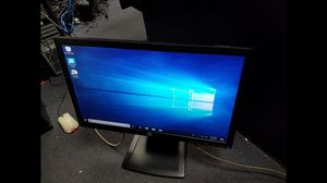 Monitor for PC computer desktop 22' Widescreen runs great for Sale in Bellflower, CA