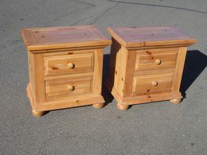 nightstands - 2 for Sale in Modesto, CA