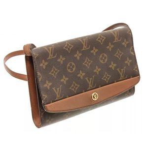 Louis Vuitton Monogram Canvas Leather Pochette Bordeaux Bag Purse for Sale in Salt Lake City, UT