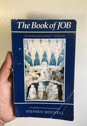 The Book of Job for Sale in Colton, CA