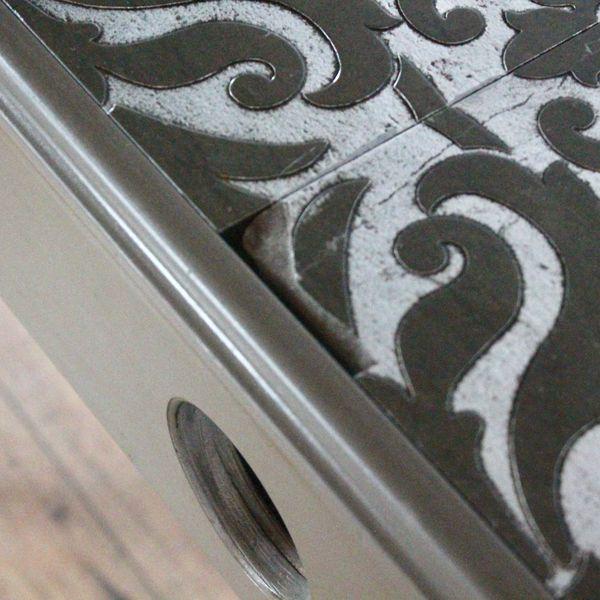 Custom Wood Console Table (1020703)