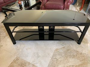 PREMIUM TV stand need gone today! for Sale in Lake Park, FL