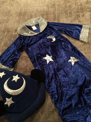 Disney Wizard Mickey Mouse Halloween costume for Sale in Georgetown, TX