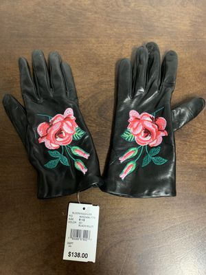 Leather gloves for Sale in Campbell, CA