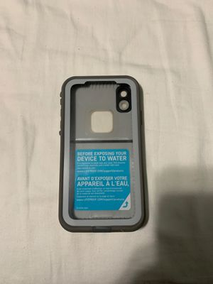 iPhone XR life proof case for Sale in Los Angeles, CA
