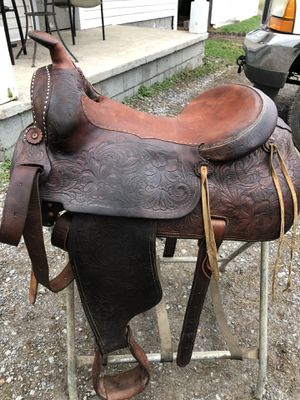 1946 Toots Mansfield roping saddle for Sale in Murfreesboro, TN