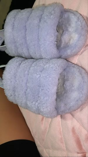 Light Blue Ugg Fluff Yeah for Sale in Spring, TX