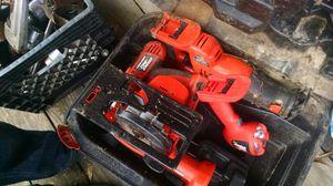 Black and Decker tool set for Sale in Haughton, LA