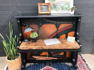 Antique Piano Desk for Sale in Champaign, IL