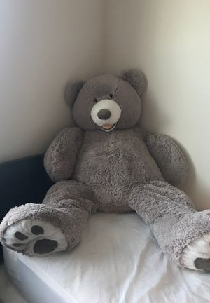 Huge teddy bear for Sale in Parkland, FL