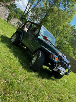 Jeep Wrangler for Sale in Manassas, VA