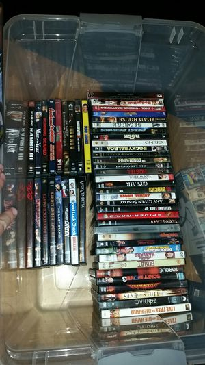 Dvds for sale for Sale in Pittsburgh, PA