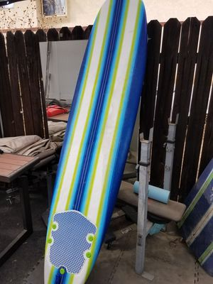 Used wavestorm soft surfboard 8 ft for Sale in Moreno Valley, CA