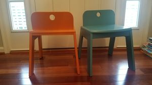 Create and barrell kids chair for Sale in Sully Station, VA