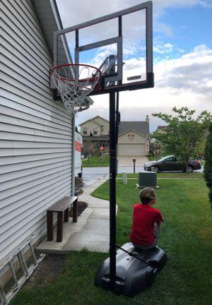 Basketball hoop for Sale in Winfield, IN