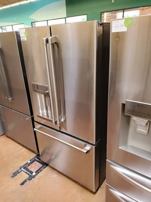 GE French Door Refrigerator counter depth for Sale in Los Angeles, CA