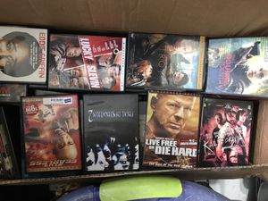DVDs over 200 used DVDs for Sale in Fort Lauderdale, FL