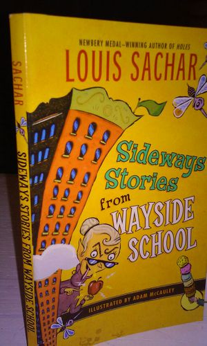 Sideways stories from the wayside school for Sale in Orlando, FL