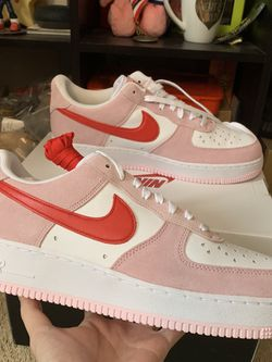 Air force 1 valentines Size 12 for Sale in Fairfax,  VA