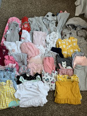 24 months girl clothes for Sale in San Diego, CA